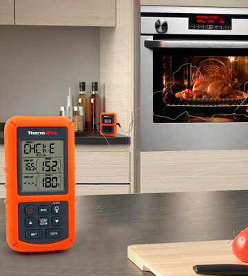 Review of ThermoPro TP20 Wireless Digital Cooking Meat Thermometer