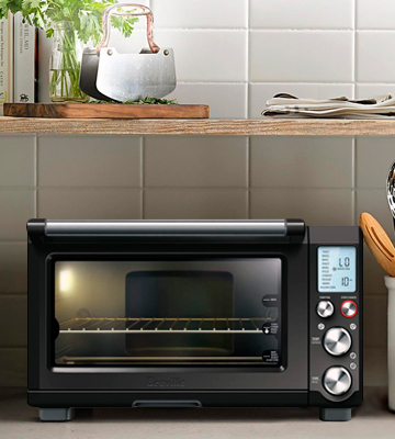 Review of Breville BOV845BKSUSC Smart Pro Countertop Oven