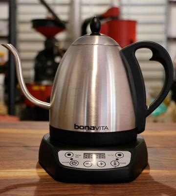 Review of Bonavita BV382510V Digital Electric Gooseneck Kettle
