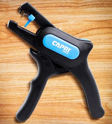 Review of Capri Tools 20011 Automatic Wire Cutter and Stripper