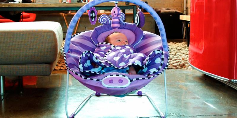 Review of Sassy 70019 Cuddle Bug Bouncer