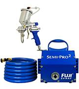 Fuji Spray 2203G Semi-PRO 2 Gravity HVLP Spray System