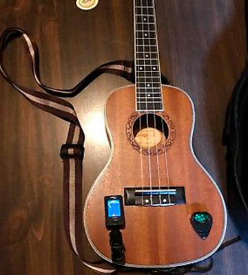 Review of Lohanu LU-C Concert Ukulele