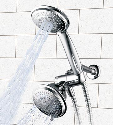 Review of Hydroluxe Ultra-Luxury Shower-Head