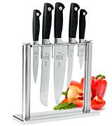 Mercer Culinary Genesis M20000 6-Piece Forged Knife Block Set