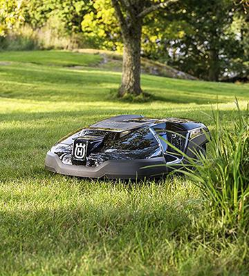 Review of Husqvarna Automower 315 Robotic Lawn Mower