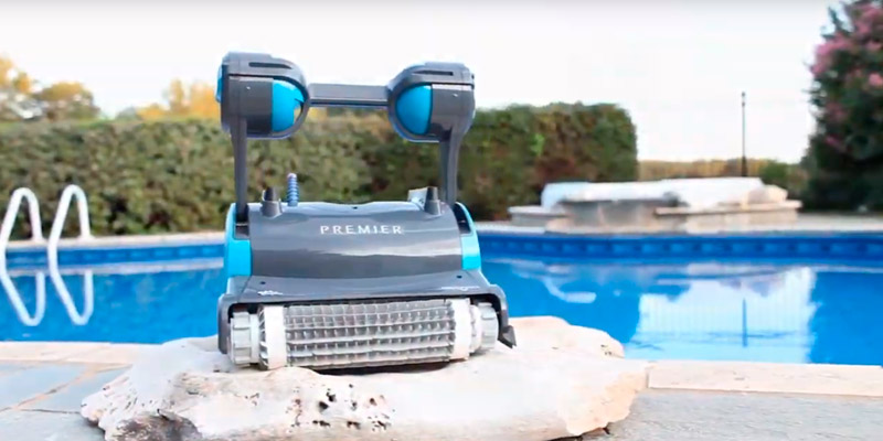 Review of Dolphin Premier Robotic In-Ground Pool Cleaner