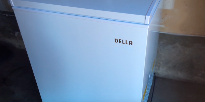 Detailed review of Della 048-GM-48303 Chest Freezer