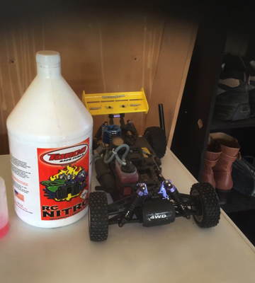 Review of Torco 20% Nitro Car & Truck Gallon RC Fuel