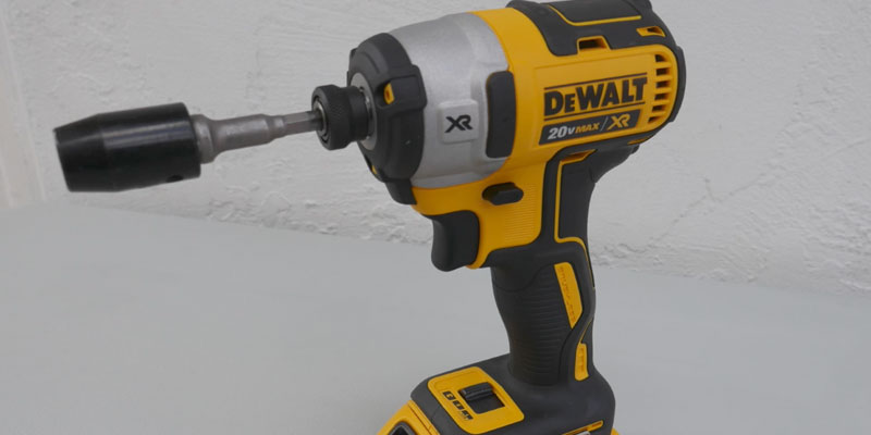 Detailed review of DEWALT DCF887B 20V MAX XR Li-Ion Brushless