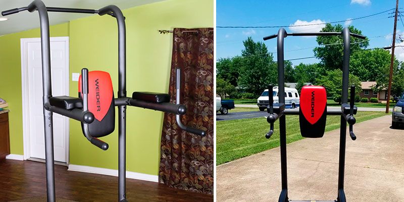 Review of Weider WEBE99712 Power Tower