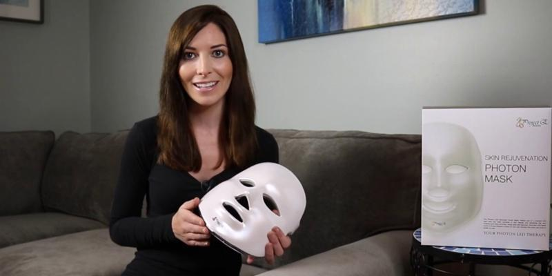 Review of Carer Photon Mask Red Light Treatment