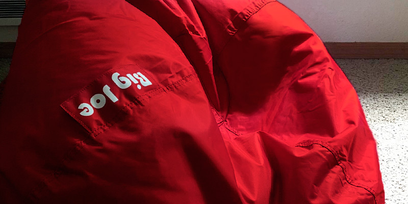 Review of Big Joe 641613 Bean Bag Flaming Red