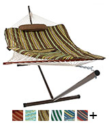 Sunnydaze Decor Hammock With Stand