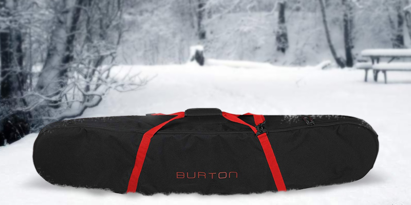 Review of Burton Space Sack Snowboard Bag