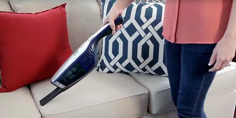 Review of Electrolux EL2055B 2-1 Stick and Handheld Vacuum Cordless