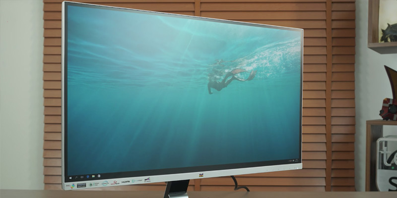 Review of ViewSonic VX2778-SMHD PLS WQHD Frameless Monitor