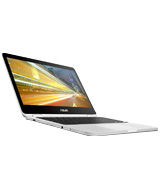 ASUS Chromebook Flip (C302CA-DHM4) 2-in-1 Laptop, 12.5-Inch Touchscreen, Intel Core m3, 4GB RAM, 64GB Flash Storage