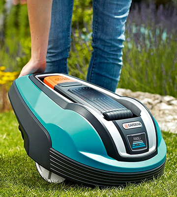 Review of Gardena R80Li Robotic Lawn Mower