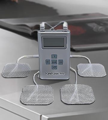 Review of Pure Enrichment PurePulse Pro TENS Unit Muscle Stimulator