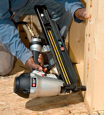 Review of PORTER-CABLE FR350B Framing Nailer