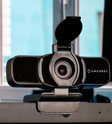 Review of Amcrest (AWC201-B) 1080P Webcam with Microphone