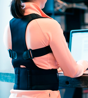 Review of Flexguard Support V097 Back Brace Posture Corrector