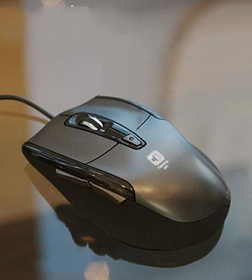 Review of Noiseless JNL-101k USB Gaming Mouse