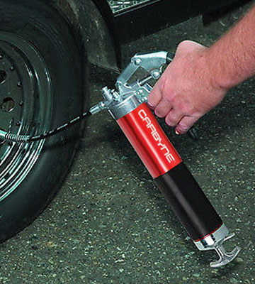 Review of Carbyne 4500 PSI Grease Gun