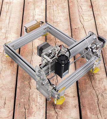 Review of Sunwin Laser Engraver Machine