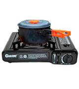 GasOne GS-3000 Portable Gas Stove with Carrying Case