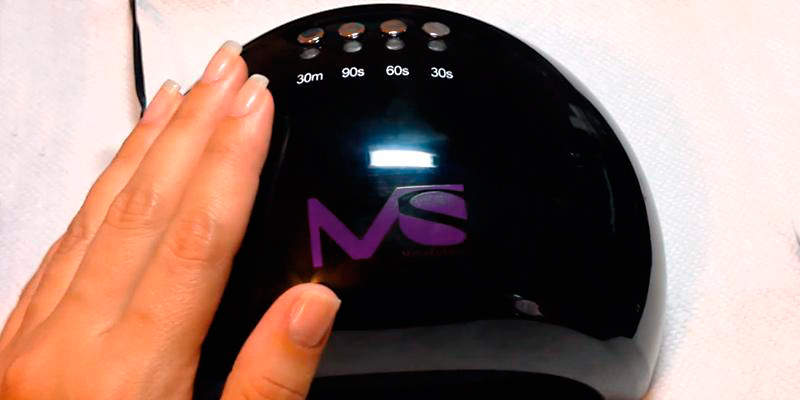 Review of MelodySusie Violetili LED Nail Dryer