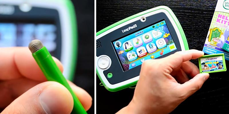 Detailed review of LeapFrog LeapPad3 Kids' Learning Tablet