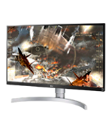 LG 27UK650 27-Inch 4K UHD IPS Monitor with HDR 10