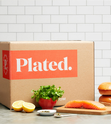 Review of Plated. Pick your perfect meal-kit plan