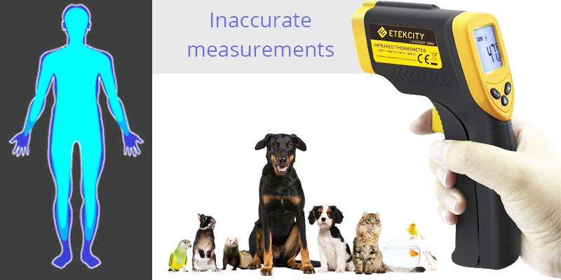 Etekcity Lasergrip 1080 Non-contact Digital Laser Infrared Thermometer Temperature Gun application