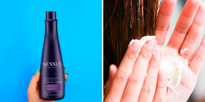 Review of Nexxus Keraphix Conditioner, for Damaged Hair