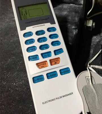 Review of HealthmateForever Electric Muscle Stimulator