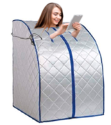 Gizmo Supply XL Therapeutic Portable Infrared Sauna Spa
