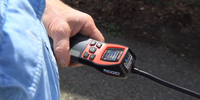 Review of Ridgid micro CD-100 Combustible Gas Leak Detector