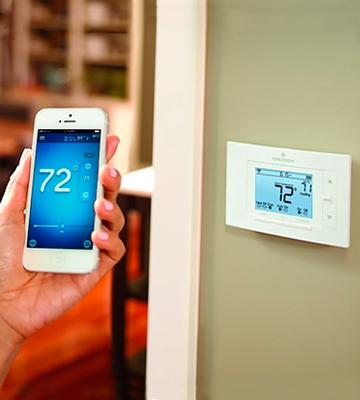 Review of Emerson Sensi Wi-Fi Programmable Thermostat Compatible with Amazon Echo
