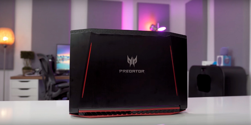 "Detailed review of Acer Predator Helios 300 (G3-571-77QK) 15.6"" Gaming Laptop (Intel i7-7700HQ, 16GB RAM, 256GB SSD, GTX 1060, VR Ready)"
