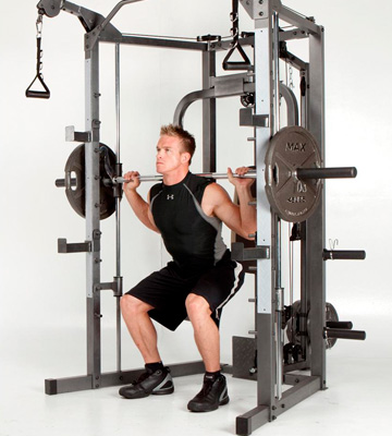Review of Marcy Combo Smith Machine