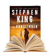 "Stephen King ""The Dark Tower I: The Gunslinger"""