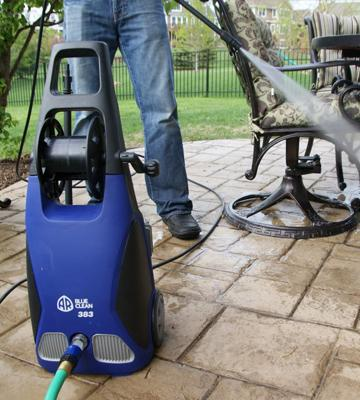 Review of AR North America AR383 Detergent Bottle & Hose Electric Pressure Washer