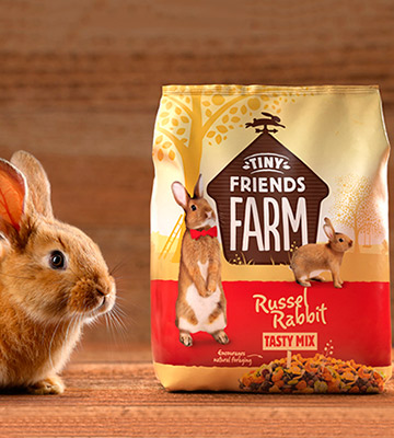Review of Supremepetfoods Russel Rabbit Food