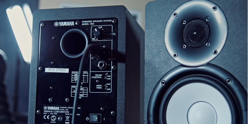 Review of Yamaha HS5 Powered Studio Monitor (Pair)
