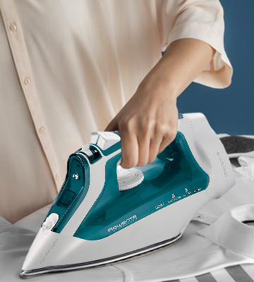 Review of Rowenta DW2191 Access Steam Iron