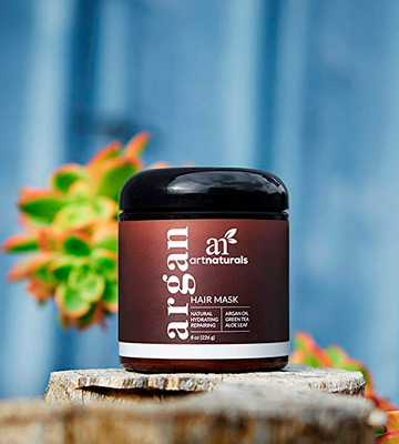 Review of ArtNaturals 8 Oz Argan Hair Mask