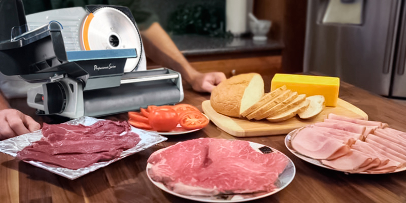 Review of Continental PS77711 Professional Series Deli Slicer